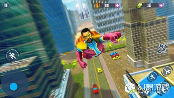飞行英雄城市救援图1