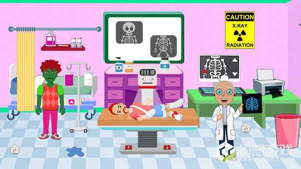 医院日常模拟器图1