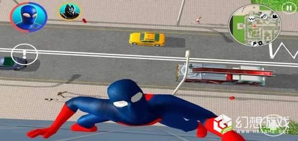 蜘蛛侠钢铁机器人图2