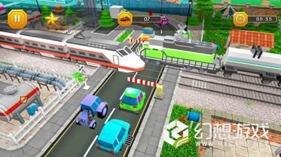 Real Railroad Crossing 3D图2