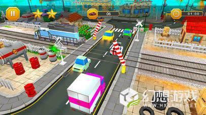 Real Railroad Crossing 3D图3