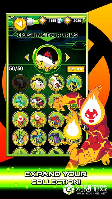 Ben 10 Heroes图2