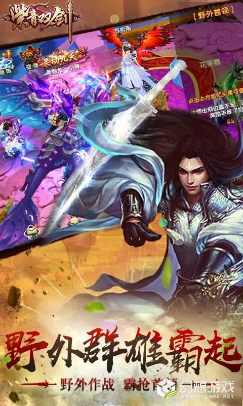 紫青双剑正版授权图2