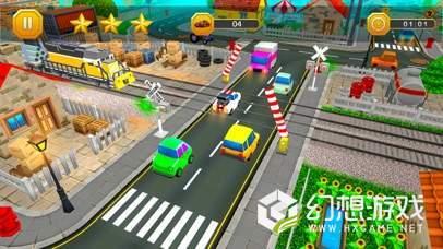 Real Railroad Crossing 3D图1