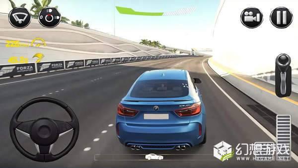 宝马模拟驾驶图1