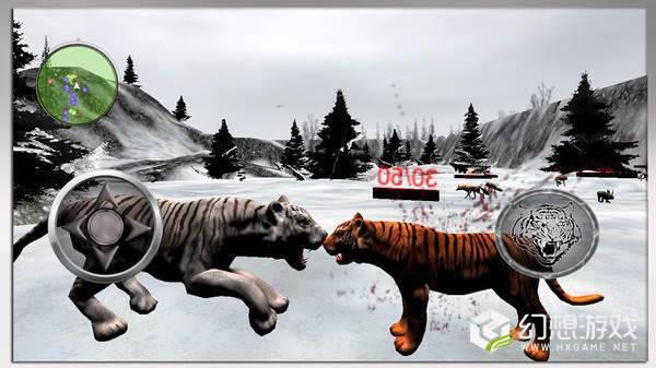 白虎模拟器图2