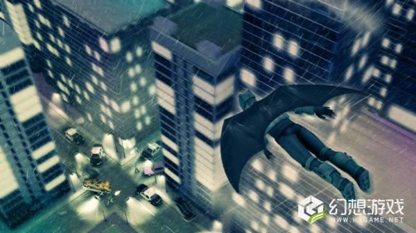 超级英雄蝙蝠侠模拟图4