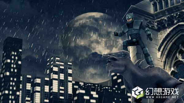 超级英雄蝙蝠侠模拟图1