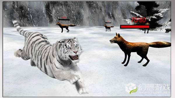 白虎模拟器图1