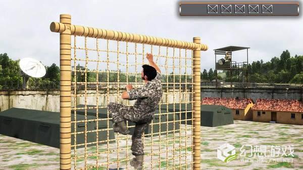 军队学员训练图3
