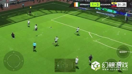 足球之梦幻射门图1