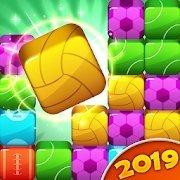 立方体球爆炸
