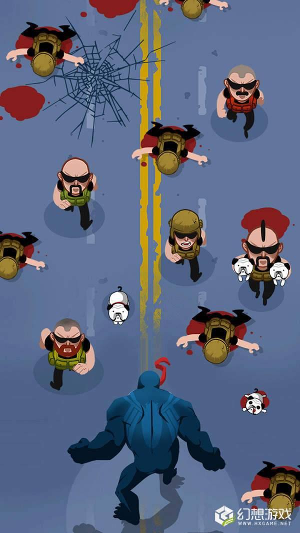 神奇毒液英雄图1