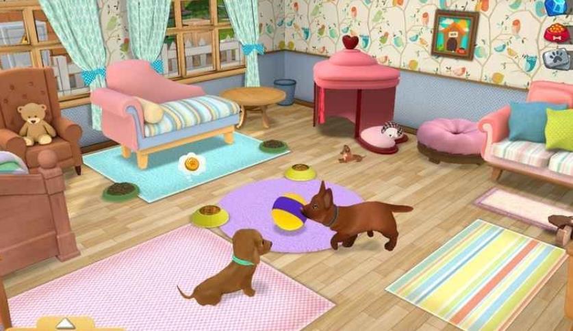 模拟宠物养成手游