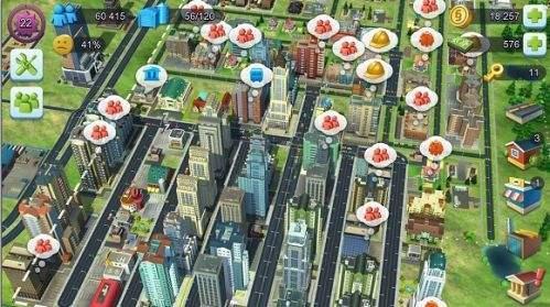和模拟城市类似的手游
