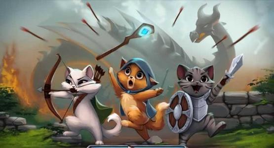 2019好玩的治愈猫咪游戏
