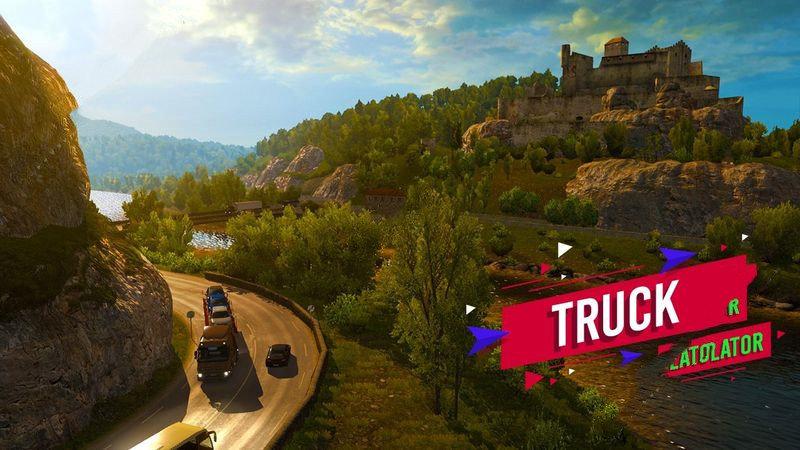 货车驾驶游戏