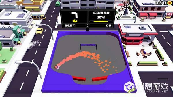 现代弹球3D图4