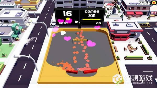 现代弹球3D图3