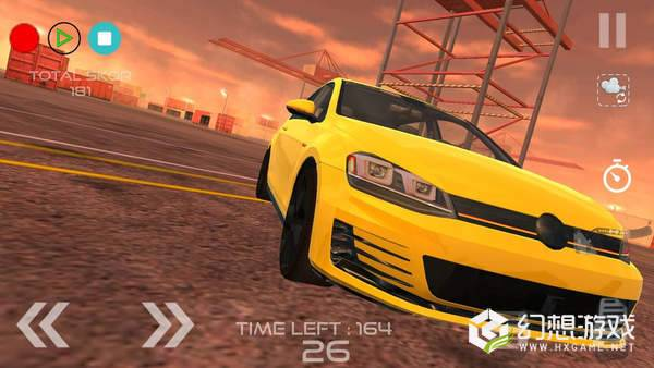Golf Drift Simulator图2