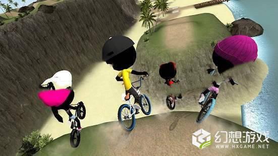 火柴人自行车之战图2