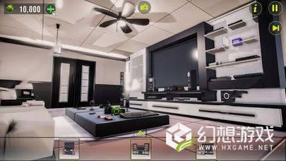 房子翻转设计和装饰3D图2