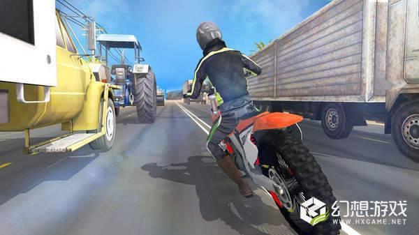 摩托车特技驾驶图1