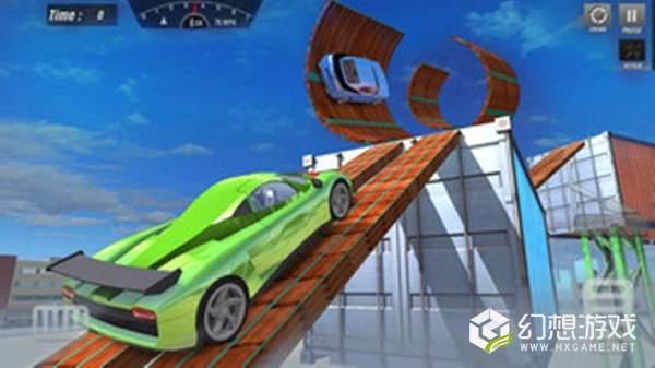 极限超车模拟器图1