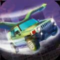 飞行SUV驾驶员模拟器3D