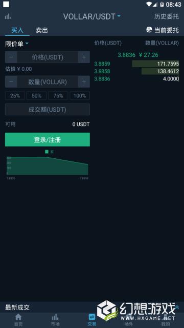 vdsex交易所图1