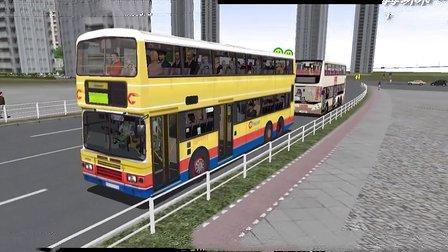 模拟公交驾驶游戏