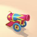 加农炮爆射