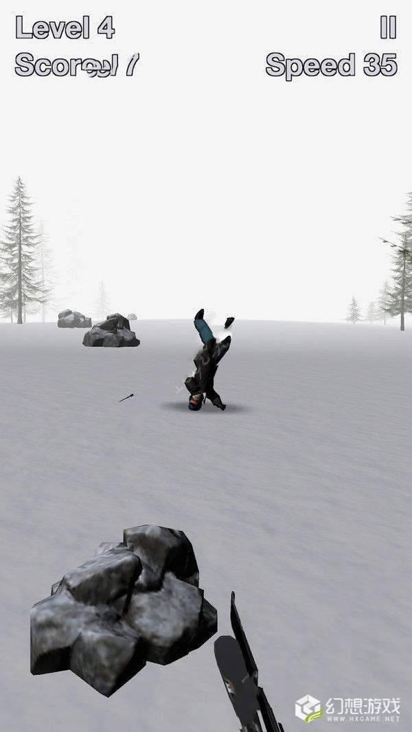 3D滑雪场图1
