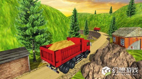 建造施工挖掘模拟图3