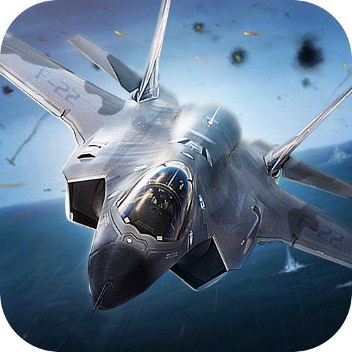 F22模拟飞机飞行操控器