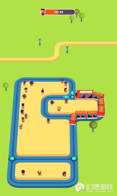 火车养成计划图1