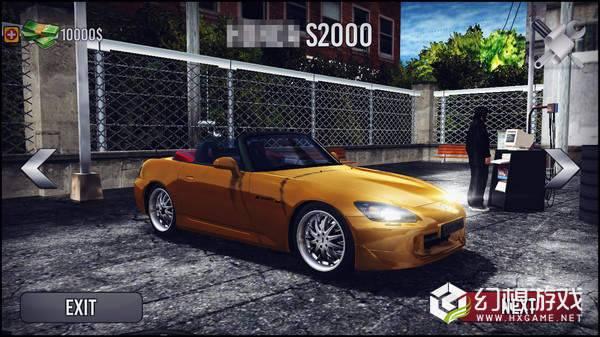 本田S2000汽车模拟图1