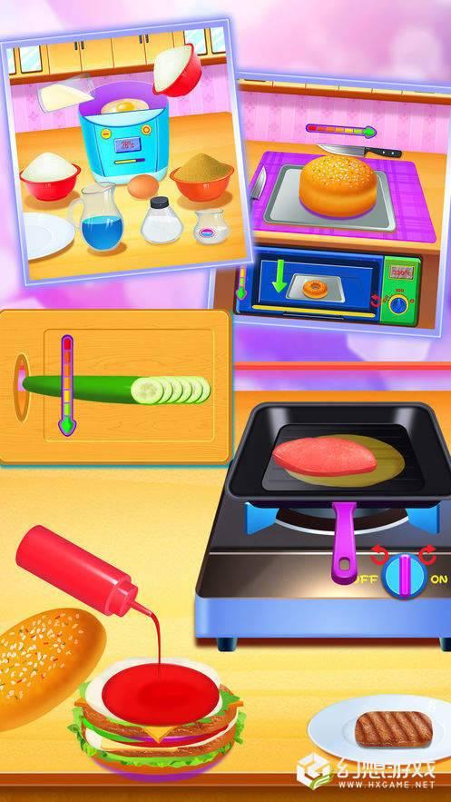 厨房餐饮制作图2