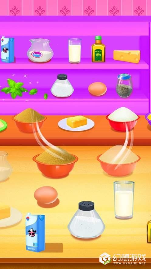 厨房餐饮制作图1