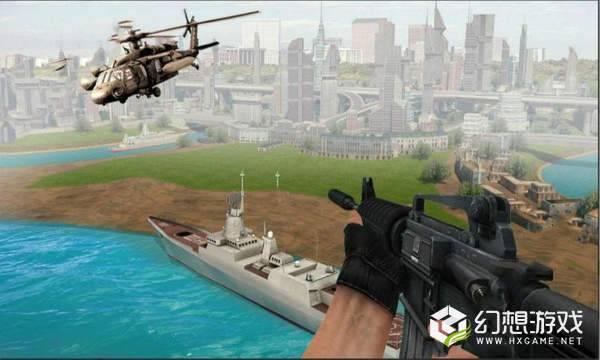 模拟直升机狙击图3