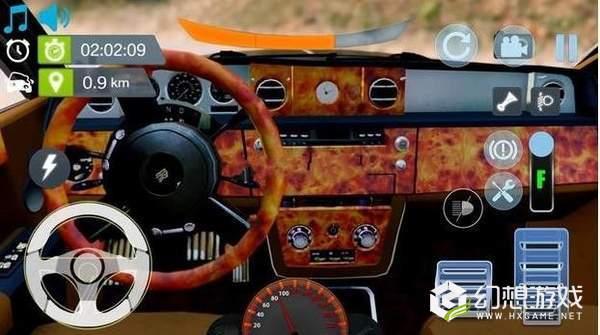 模拟驾驶劳斯莱斯2019图1