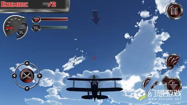 二战天空王牌图1