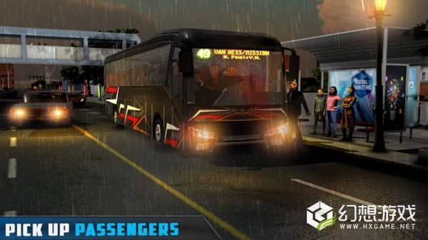 教练巴士模拟器2019图4