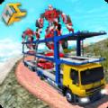 越野卡车机器人
