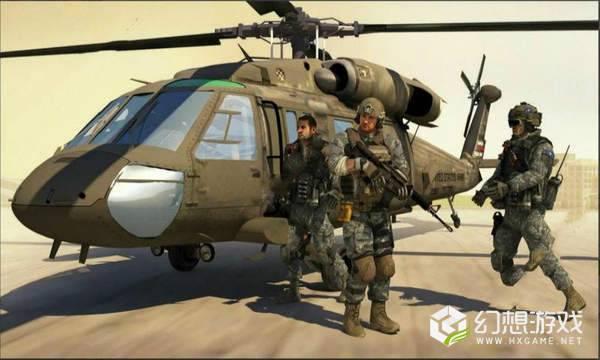 模拟直升机狙击图2