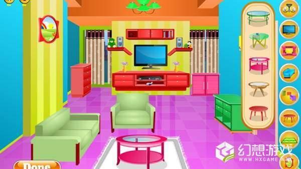 南希的房子设计图1