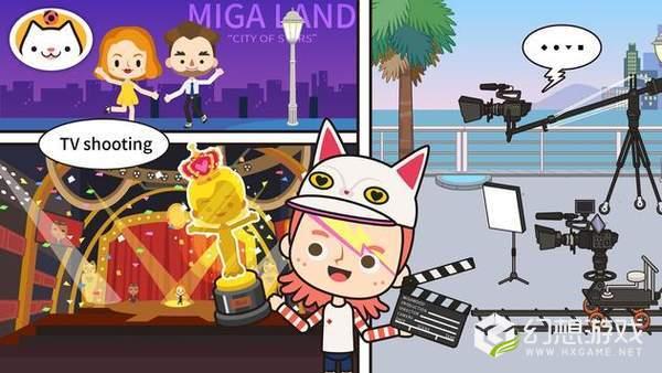 米加小镇电视节目图1