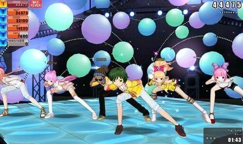 音乐舞蹈游戏