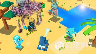 宠物精灵方块冒险图3