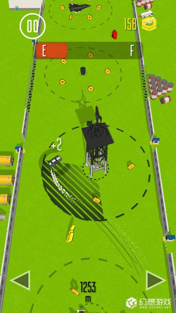 绿色丛林无限漂移图3